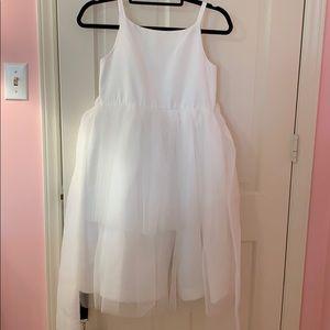 Flower girl / first communion dress